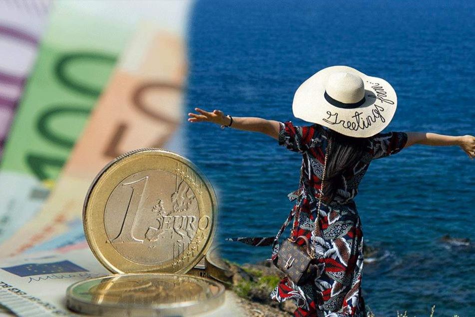 Wer mehr Geld hat, kann sich mehr Urlaub leisten, wer mehr Urlaubstage bekommt, hat dafür dann die Zeit... (Symbolbilder).