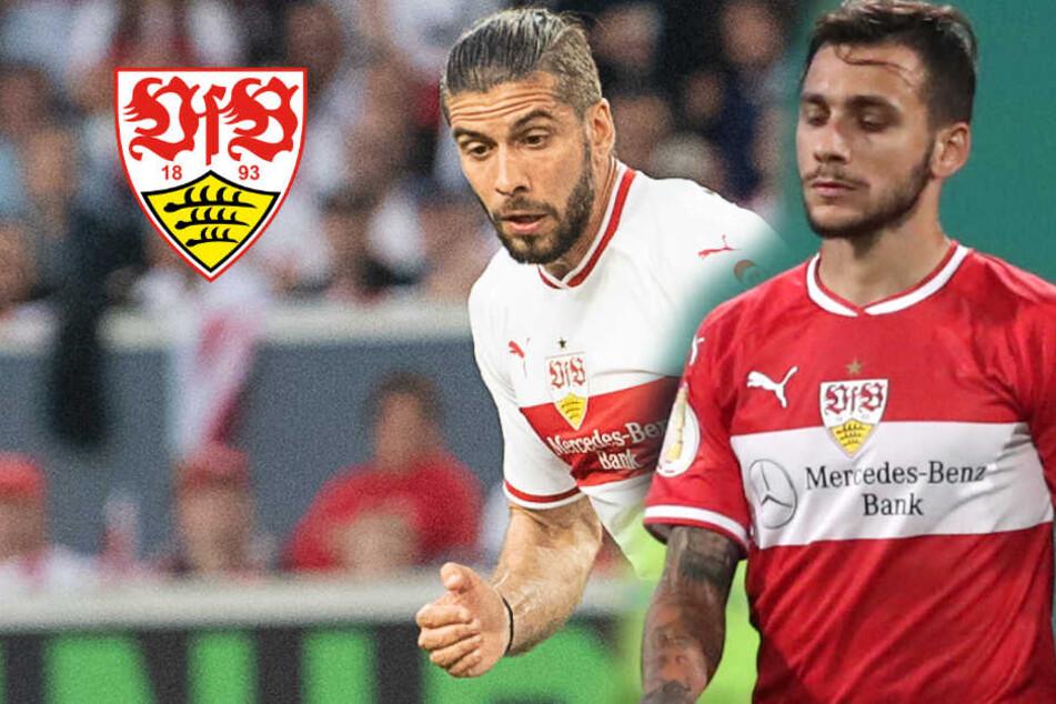 Testspiel gegen Freiburg: VfB muss auf Insua und Donis verzichten