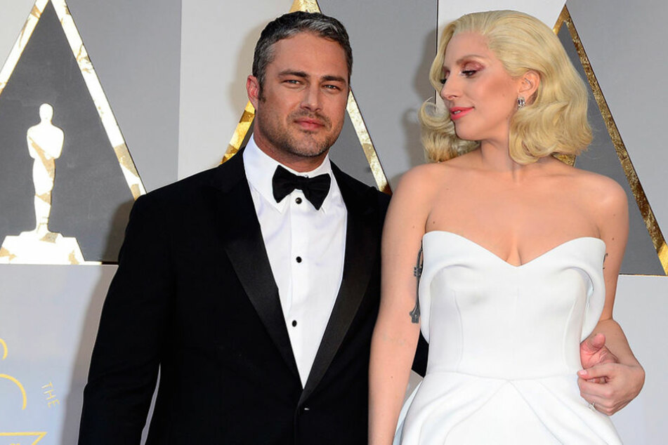 Ein Bild aus glücklichen Tagen: Lady Gaga mit ihrem Ex-Verlobten bei der Oscarverleihung 2016.