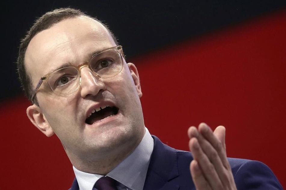 Bundesgesundheitsminister Jens Spahn (38, CDU) sprach sich im September 2018 öffentlich für die doppelte Widerpruchslösung bei Organspenden aus.