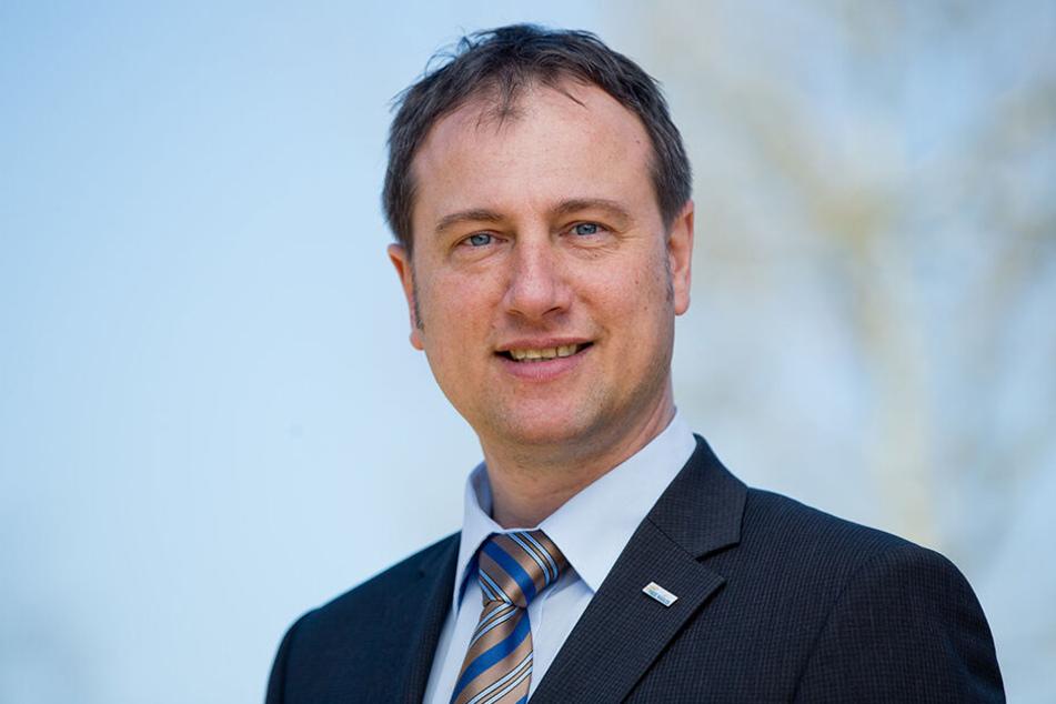 Fordert mehr Disziplin: Steffen Große, Chef der Freien Wähler in Sachsen.