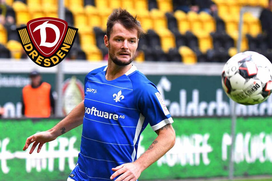 Ex-Dynamo Heller will mit Darmstadt an der SGD vorbeiziehen