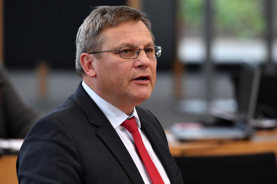 Uwe Höhn (SPD) wird Staatssekretär für die Gebietsrefrom.