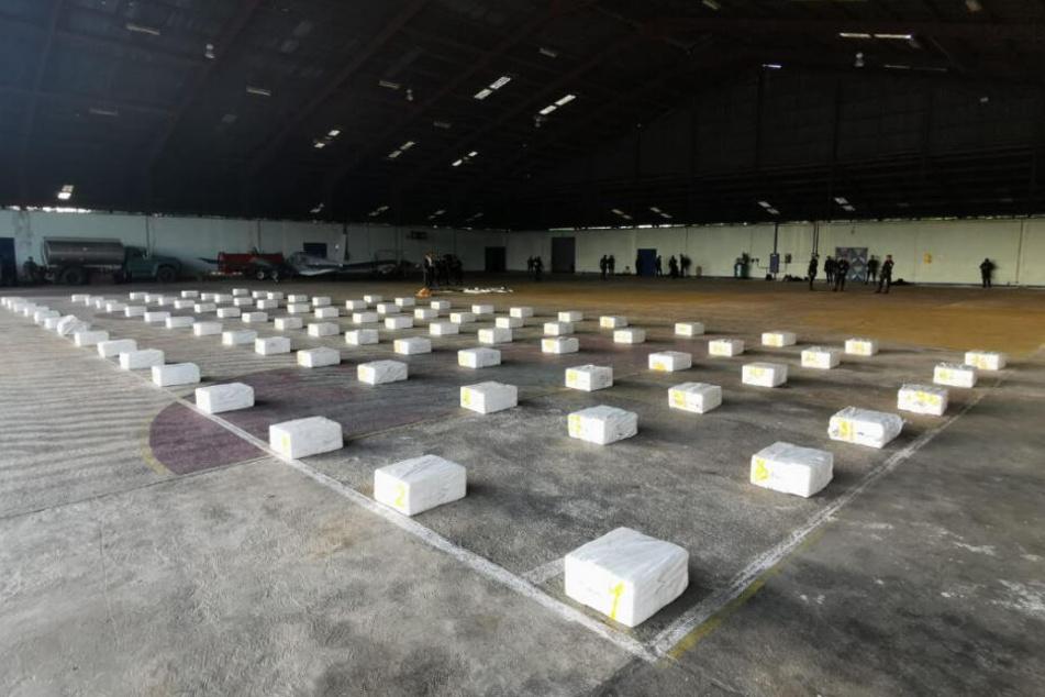 Irrer Fund der Armee Guatemalas. Wie schwer trifft das die zentralamerikanischen Drogenkartelle?