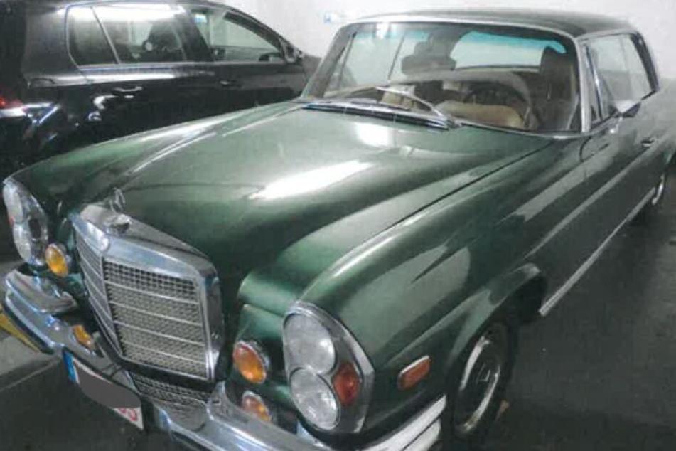 Zeugen gesucht! Zwei auffällige Luxus-Benz in Köln geklaut