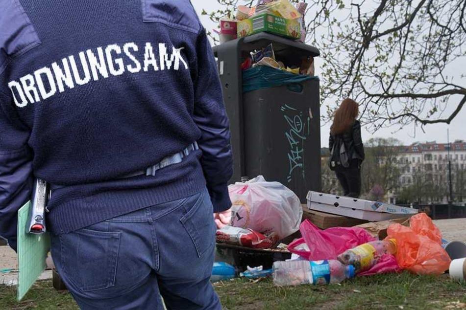 Müll-Sherriff sollen Berlins Dreck-Problem lösen