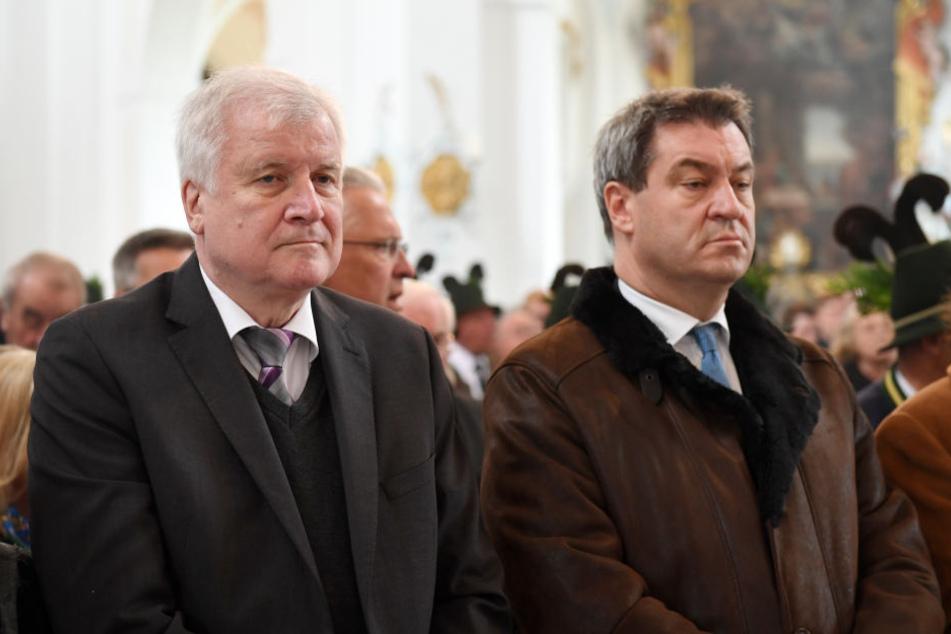 """""""Bayern droht zu kippen"""": CSU nur noch bei 33 Prozent!"""