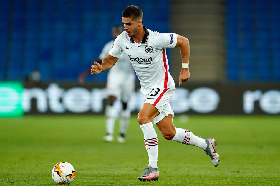 Bleibt André Silva auch in dieser Saison der einzige dauerhaft verlässliche Stürmer in den Reihen der Eintracht?