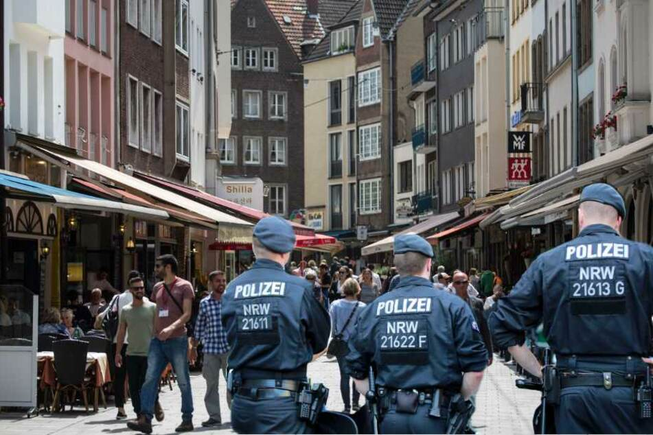 Planten Terroristen ein Blutbad in der Düsseldorfer Altstadt?
