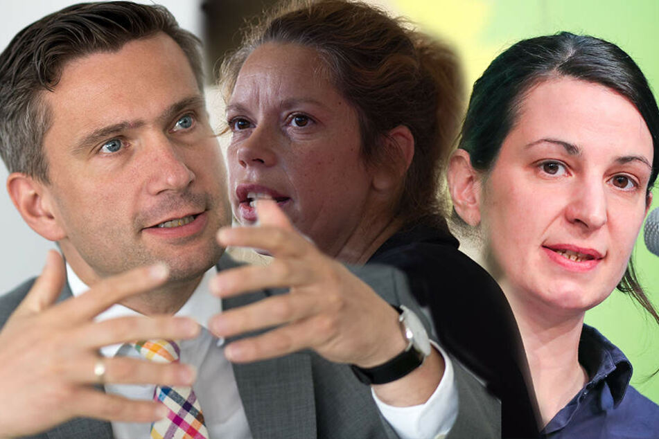 So reagiert Sachsens Politik auf die Bayernwahl