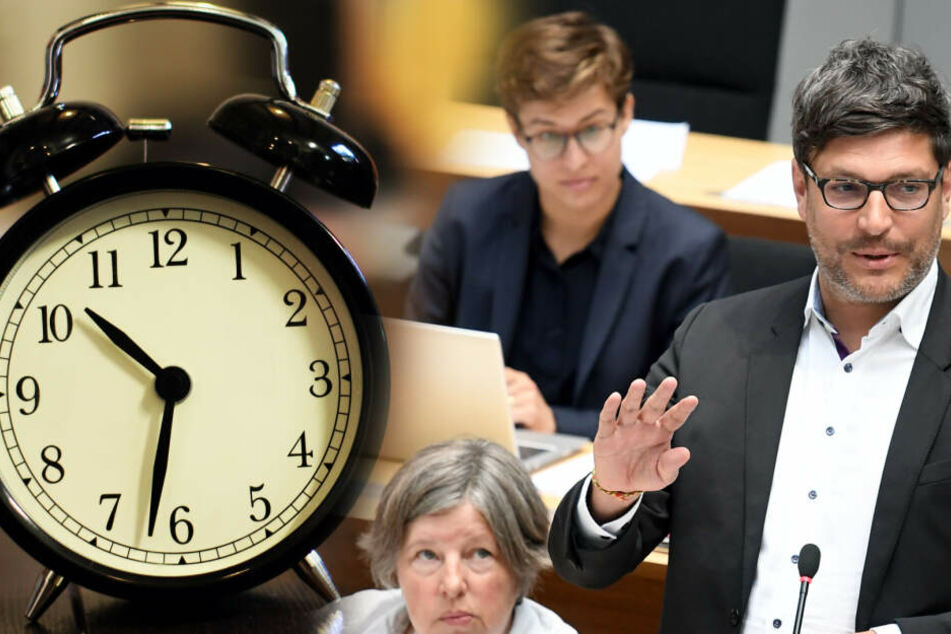 Unentschuldigtes Fehlen: Grüner Justizsenator erscheint nicht zur Arbeit