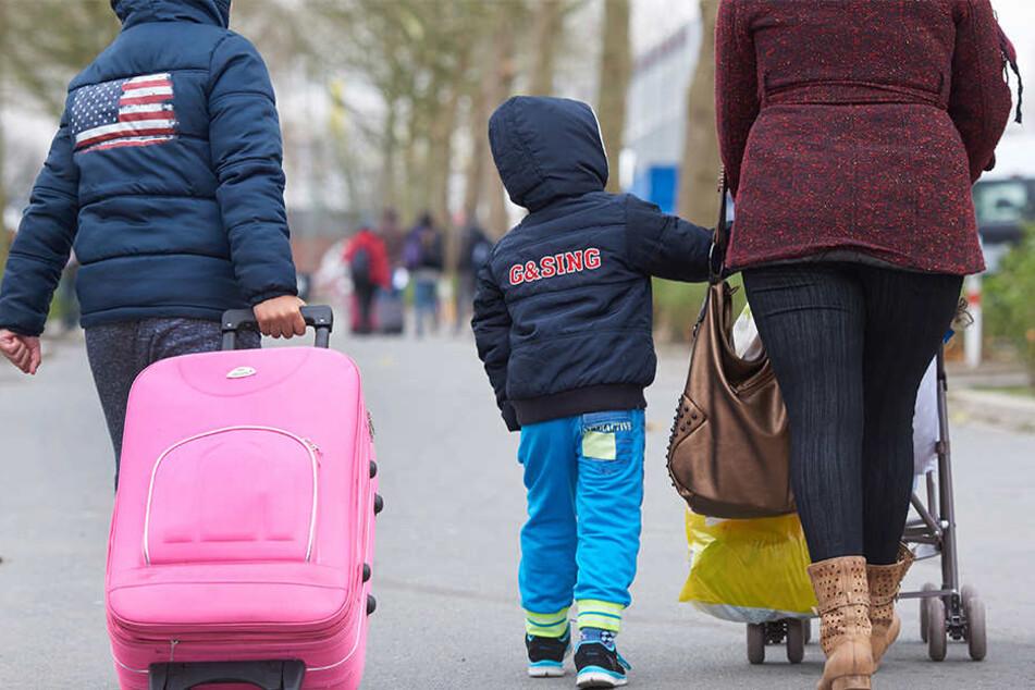 Flüchtlinge, die nach NRW kommen, müssen sich ab jetzt in Bochum registrieren lassen.