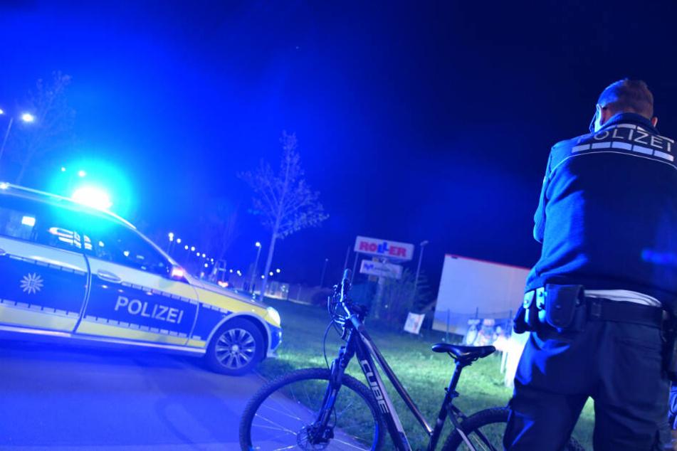 Warum der Radler auf der Autobahn unterwegs war, blieb laut Polizei zunächst unklar. (Symbolbild)