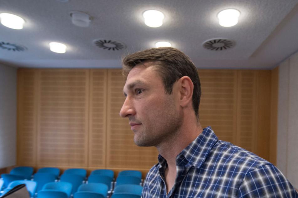 Robert Kovac nahm den Täter so lange in den Schwitzkasten, bis die Polizei eintraf.