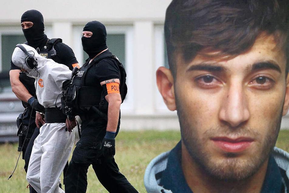 Ali Bashar wurde im Juni 2018 an Deutschland ausgeliefert und bei seiner Ankunft verhaftet.