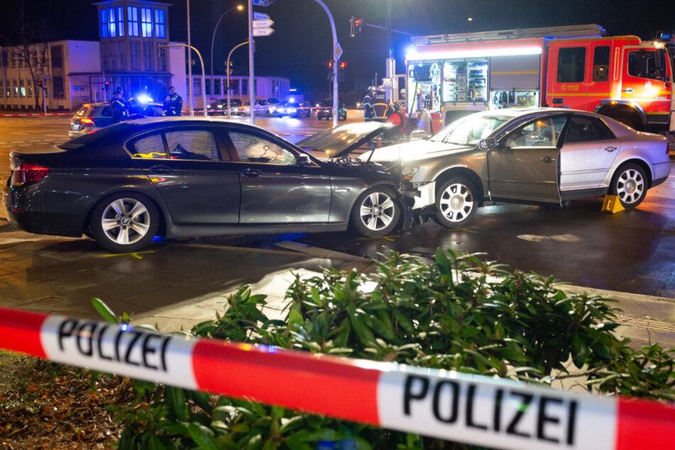 29-Jähriger rammt bei Festnahme Polizeiauto: Beamter erliegt seinen Verletzungen