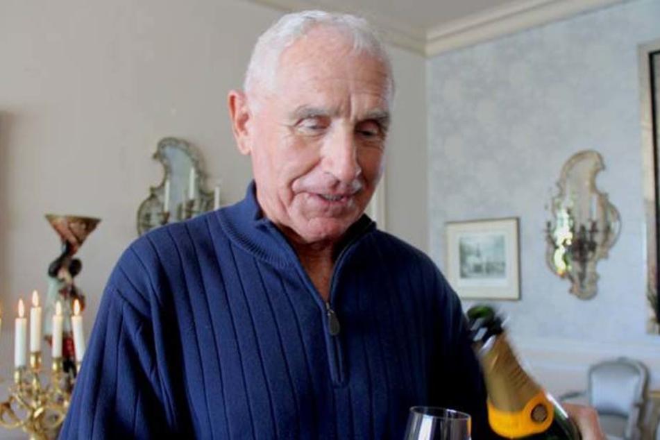 Seit 1986 der Mann an Zsa Zsa Gabors Seite: Prinz Frédéric von Anhalt (73).