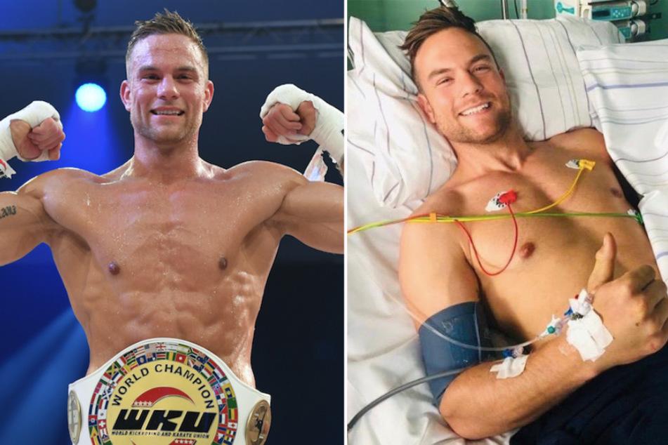 Ex-Bachelor baut schweren Motorrad-Unfall: Jetzt meldet sich Sebastian Preuss aus dem Krankenhaus
