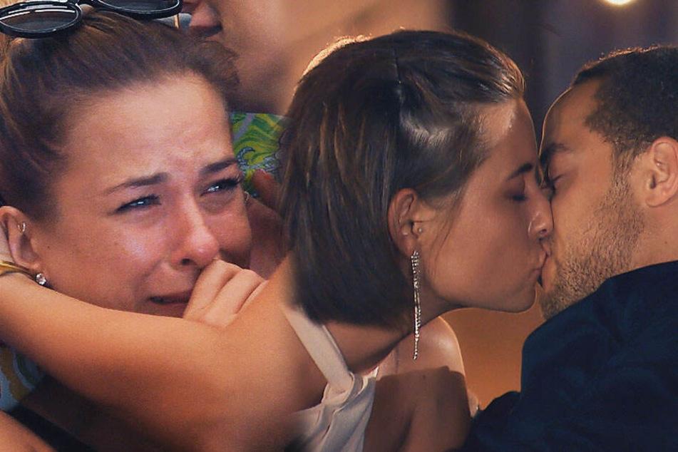 Bittere Tränen nach dem Bachelor-Kuss: Geht Jennifer damit zu weit?
