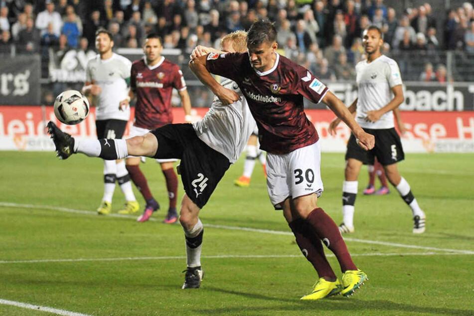 Stürmer Stefan Kutsche kritisierte ganz offen die Leistung der eigenen Mannschaft.