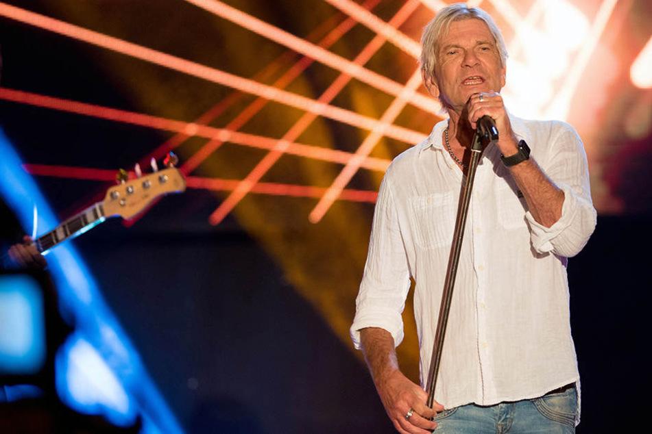 Am 20. November tritt Matthias Reim in der Stadthalle Chemnitz auf.