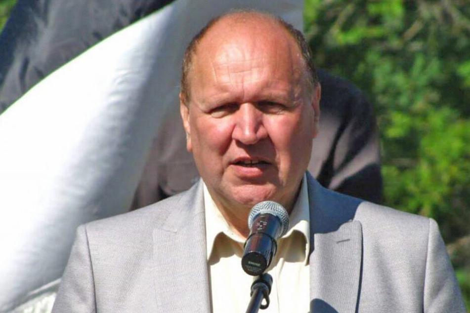 Der estnische Innenminister Mart Helme steht in der Kritik.
