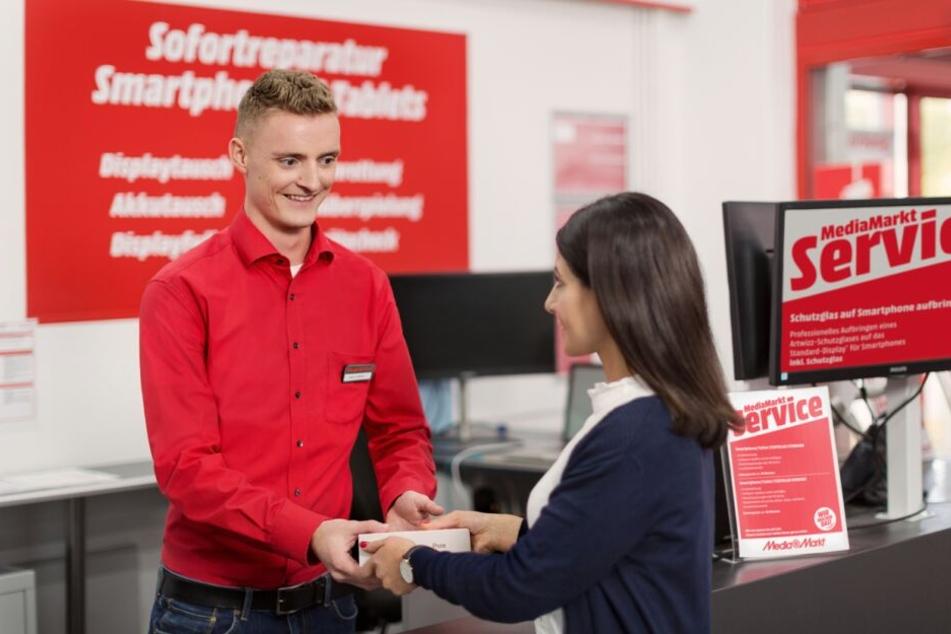 Als Kundenberater bei MediaMarkt oder Saturn seid Ihr erster Ansprechpartner bei allen Kundenwünschen.