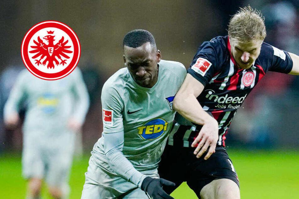 Nach 0:2: Eintracht Frankfurt erkämpft sich Punkt gegen Hertha BSC