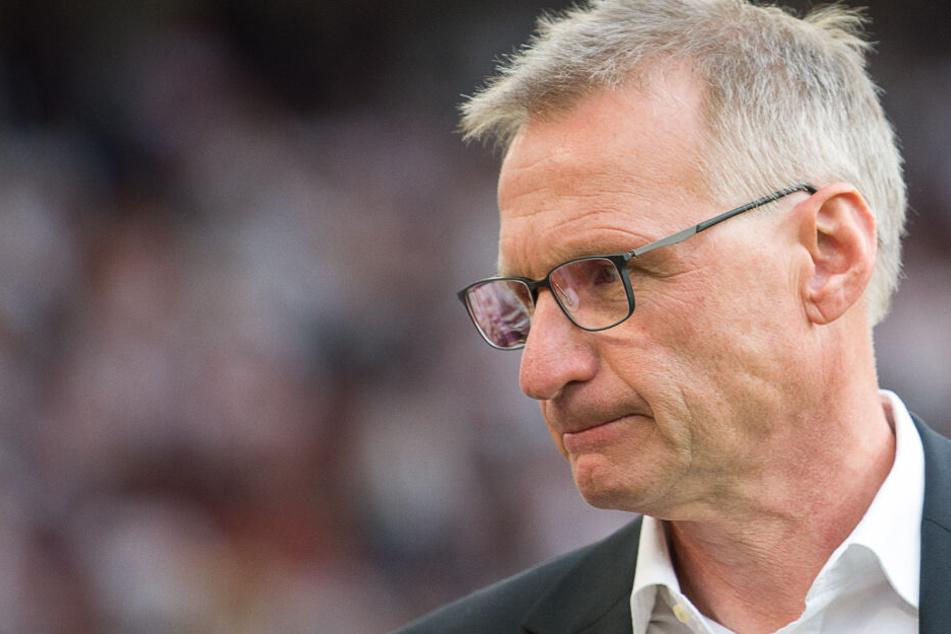 Hat mit dem HSV einen ganz besonderen Deal ausgehandelt: VfB-Sportvorstand Michael Reschke.