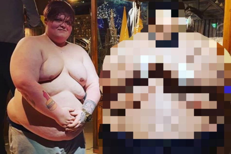 Und plötzlich sieht Exsl95 dünn aus: Hier trifft der YouTuber seinen Endgegner!