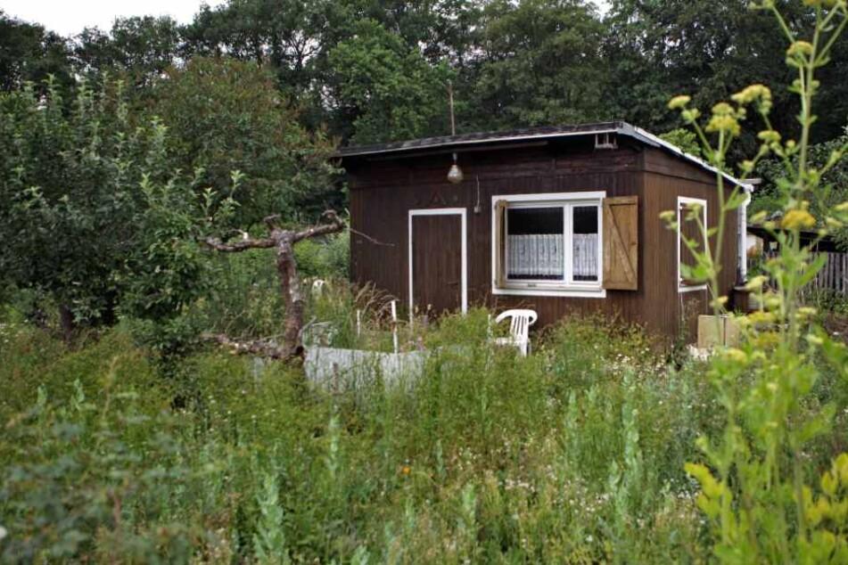 An der Gartenlaube entstand ein Schaden von rund 8000 Euro. (Symbolbild)