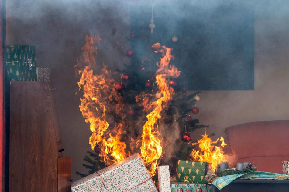 Feuerwehr gibt Tipps: So kommt Ihr sicher durch die Adventszeit