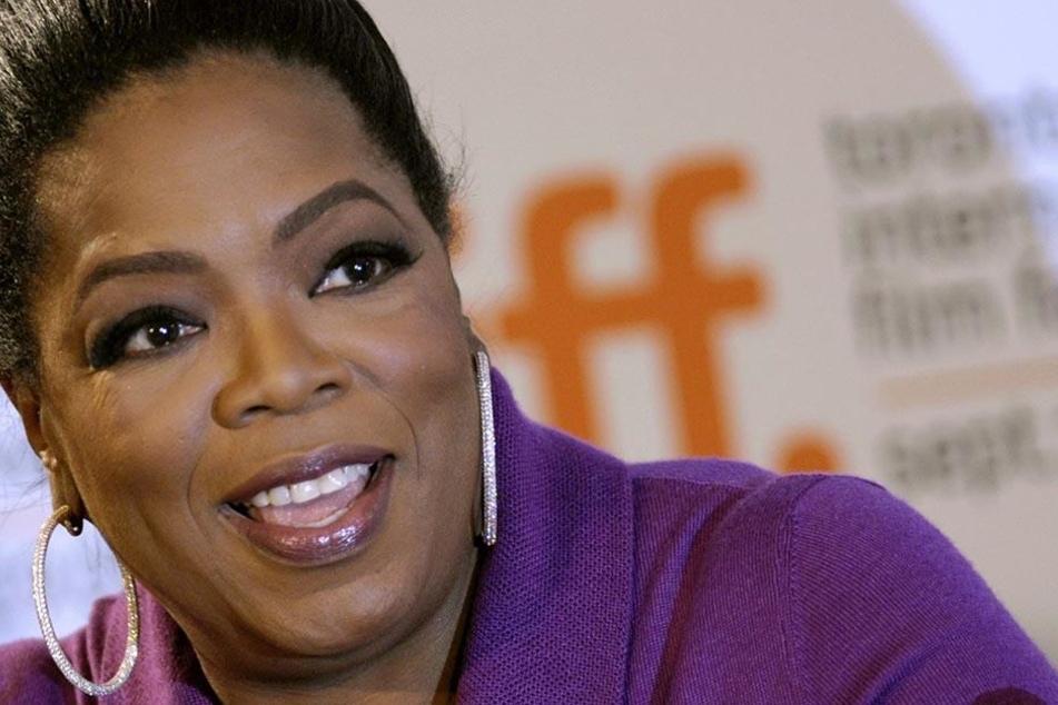 Oprah Winfrey kann sich vorstellen, 2020 als US-Präsidentin zu kandidieren.