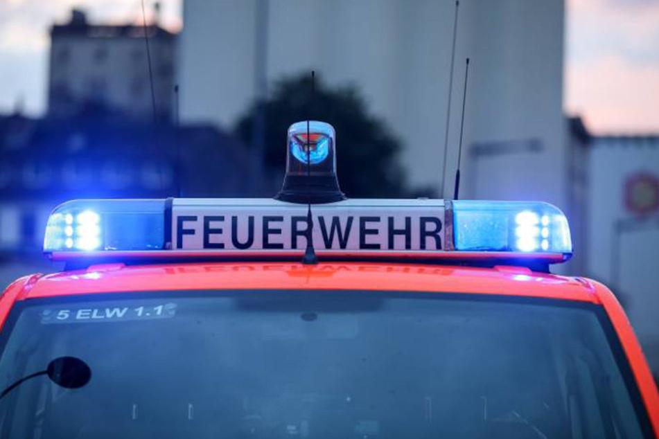 Trotz der Löscharbeiten brannte das Haus in Lichtenau-Herbram vollständig ab.