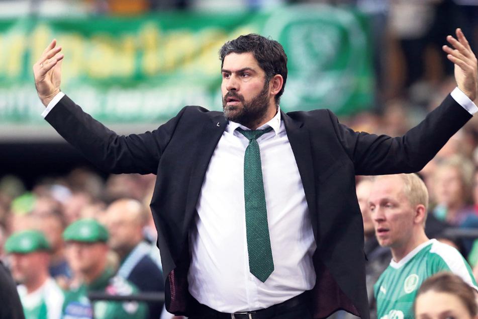 DHfK-Geschäftsführer Karsten Günther hofft auf viel Solidarität in der Handball-Bundesliga.