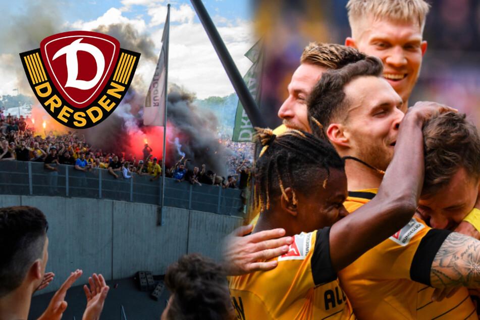 Das Dynamo-Jahr 2020: Zusammenhalt, Derbysieger, dann kam Corona