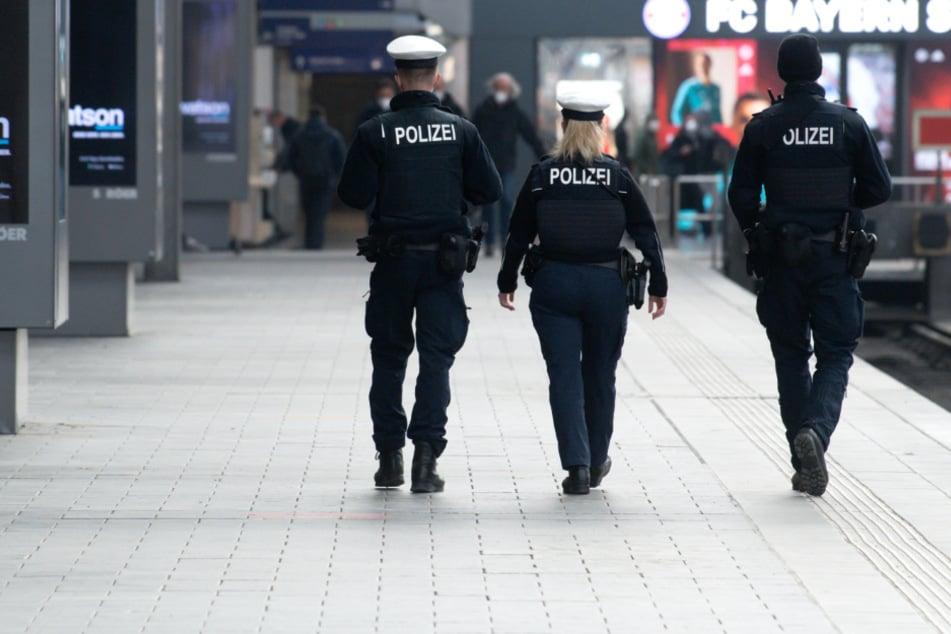 München: Schülerin (15) am Münchner Hauptbahnhof sexuell belästigt