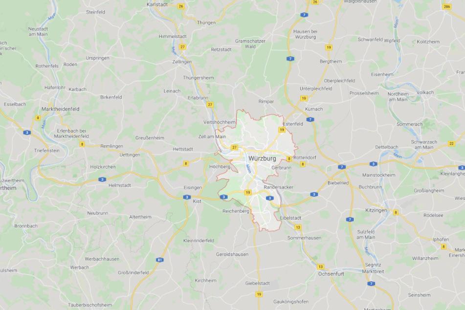 Der Vorfall ereignete sich in Würzburg (Symbolfoto).