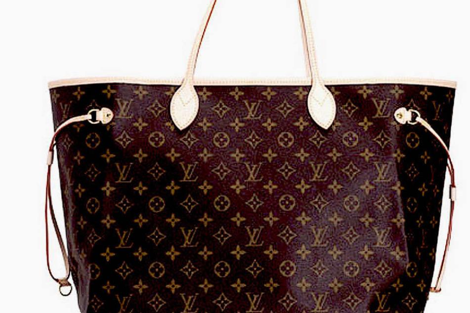 Die Louis Vuitton-Tasche ist mehr als 1000 Euro wert. Davon wusste die alte Dame leider nichts.