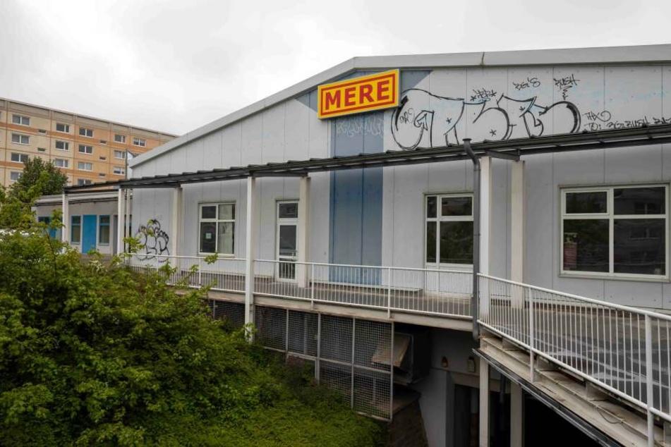 """Im Zwickauer Planitz-Center eröffnet am Freitag Deutschlands zweite Filiale desrussischen Discounters """"Mere""""."""