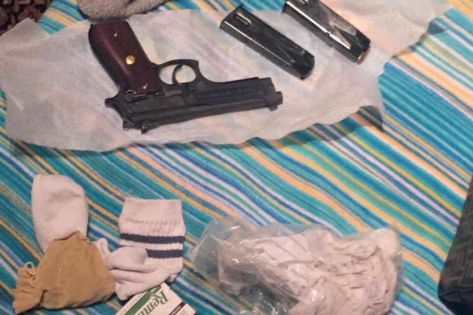 Drogenhandel, Waffenbesitz und versuchter Mord: Italienische Mafia im Schwarzwald?