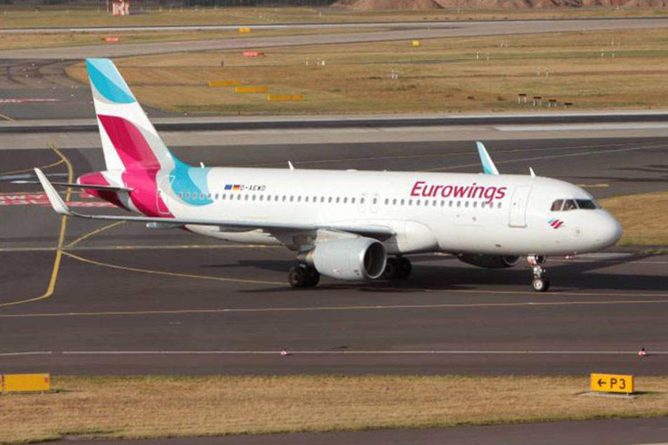 Die Eurowings-Maschine nach Kuba musste ohne den 69-Jährigen abheben.