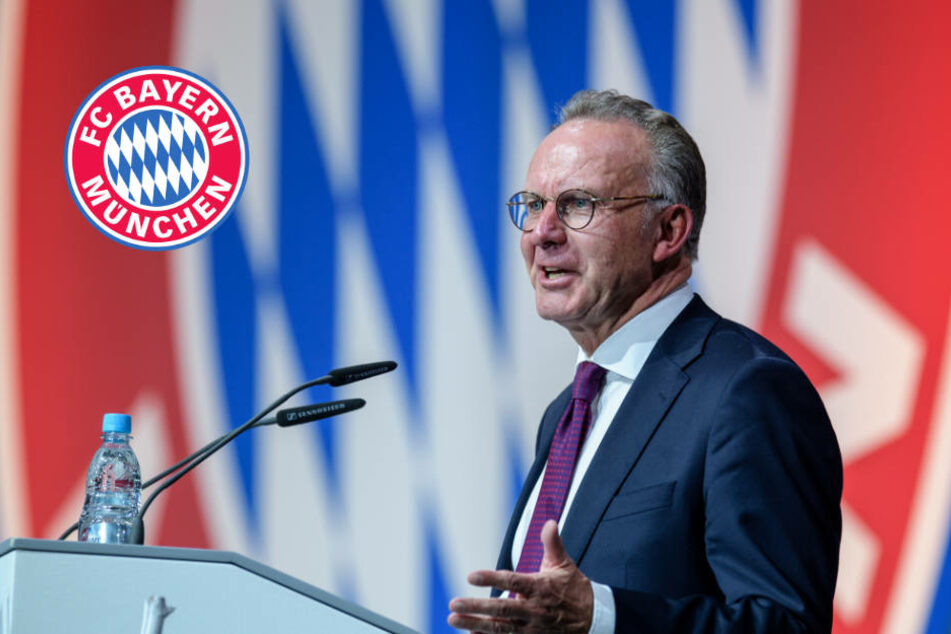 Rummenigge verlängert Vertrag als Bayern-Vorstandschef