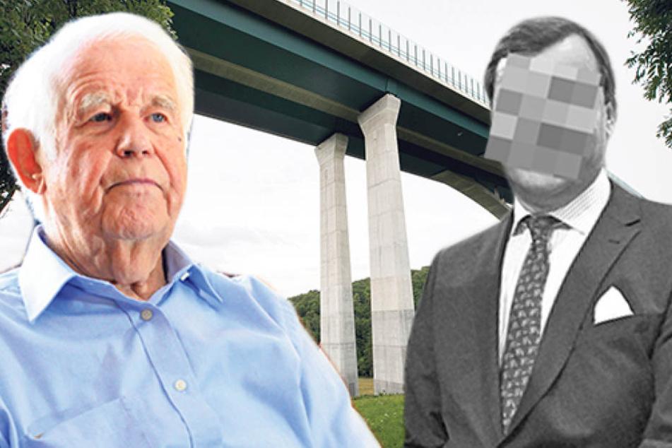 Schock für Kurt Biedenkopf: Schwiegersohn tot aufgefunden!