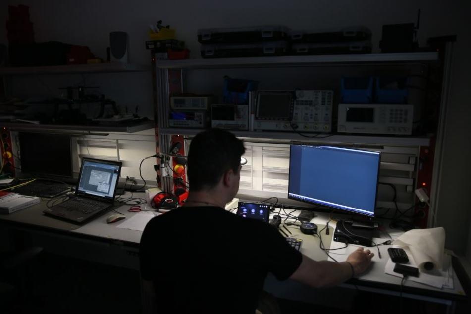 Im neuen Terrorabwehrzentrum wird auch der Kampf gegen Cyber-Kriminalität  geführt.