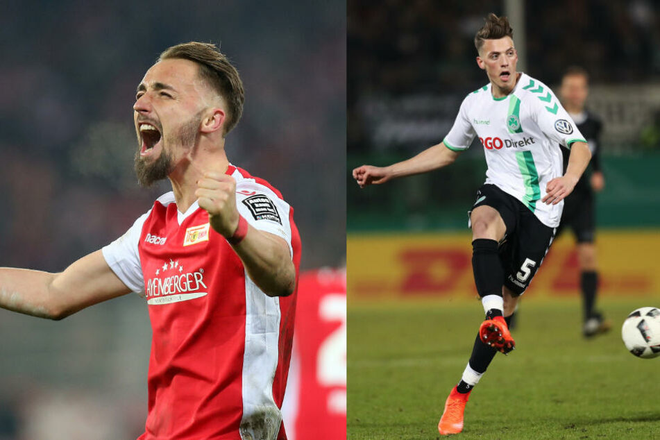 Florian Hübner droht auszufallen. Für Ersatz könnte Ex-Fürther Nicolai Rapp sorgen.