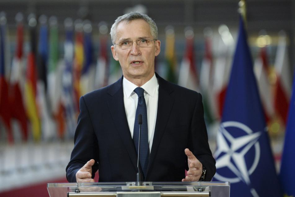 Jens Stoltenberg (62) ist der Generalsekretär der Nato.
