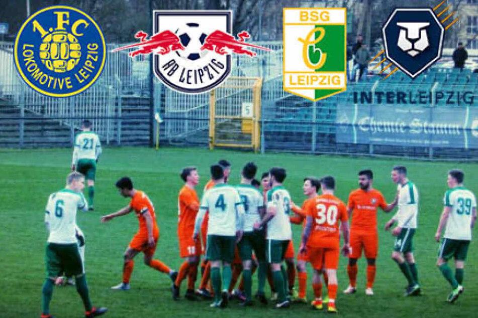 Wenig Tore und kaum Punkte: So war das Wochenende für Leipzigs Klubs