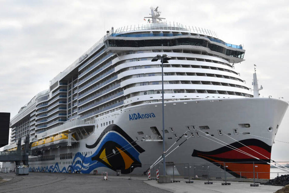 Die AIDAnova ist das jüngste Schiff, das die Meyer-Werft verließ.