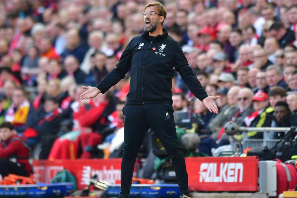 Jürgen Klopp hat aus dem FC Liverpool eine Offensiv-Maschinerie gemacht.